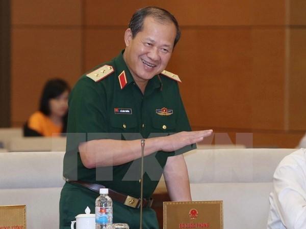 Ejercito Popular de Vietnam empenado en impulsar nexos en defensa con Rusia hinh anh 1