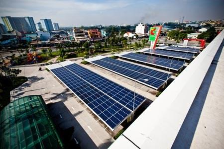 Grupo de EE.UU. invierte en energia renovable en Vietnam hinh anh 1