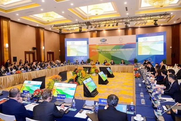 Inauguran en Vietnam reunion de viceministros de finanzas del APEC hinh anh 1