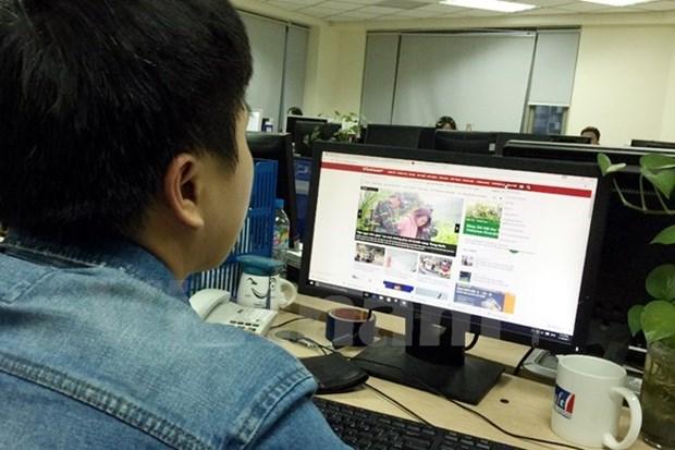 Vietnam: mas de la mitad de la poblacion con acceso a Internet hinh anh 1