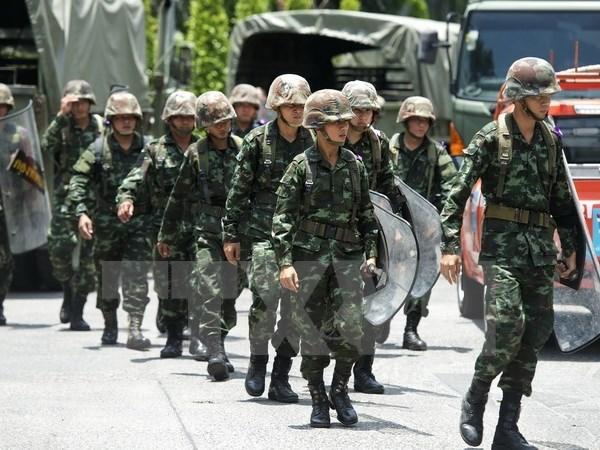 Ejercito de Tailandia logra acuerdo con el grupo armado Mara Patani hinh anh 1