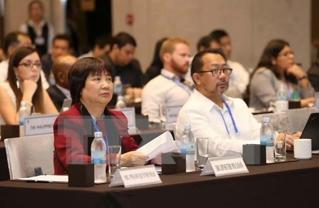 Economias del APEC buscan impulsar sector de servicios hinh anh 1