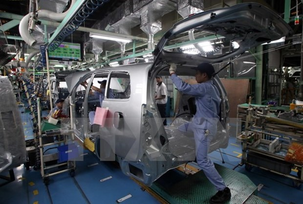 Promueven cooperacion comercial Vietnam – Japon en feria de manufactura hinh anh 1