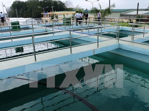 Banco Mundial ofrece prestamo a proyecto de agua limpia en provincia vietnamita hinh anh 1