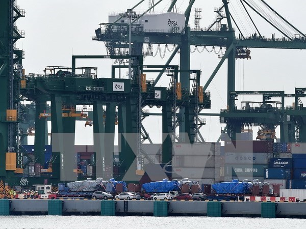 Singapur y Reino Unido renuevan acuerdo de asociacion economica hinh anh 1