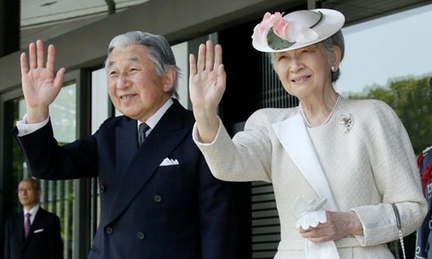 Visita a Vietnam del Emperador japones, hito importante para lazos bilaterales hinh anh 1