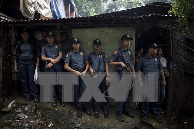 Policia filipina lista para reanudar campana antidrogas hinh anh 1