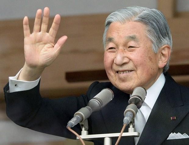 Emperador y Emperatriz de Japon inician visita estatal a Vietnam hinh anh 1