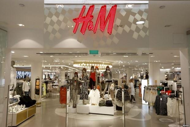 H&M abrira su primera tienda en Vietnam hinh anh 1