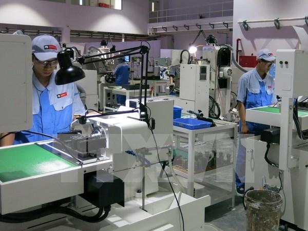 Vietnam consolida posicion como destino atractivo de inversores nipones hinh anh 1