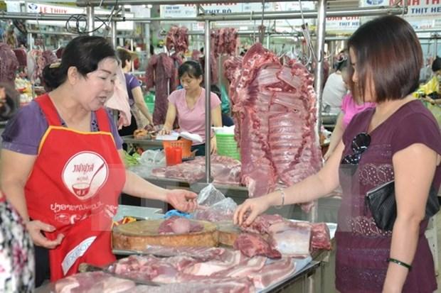 IPC de Vietnam en febrero registra un leve aumento hinh anh 1