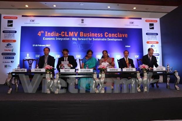 Vietnam presenta propuestas para impulsar cooperacion India-CLMV hinh anh 1