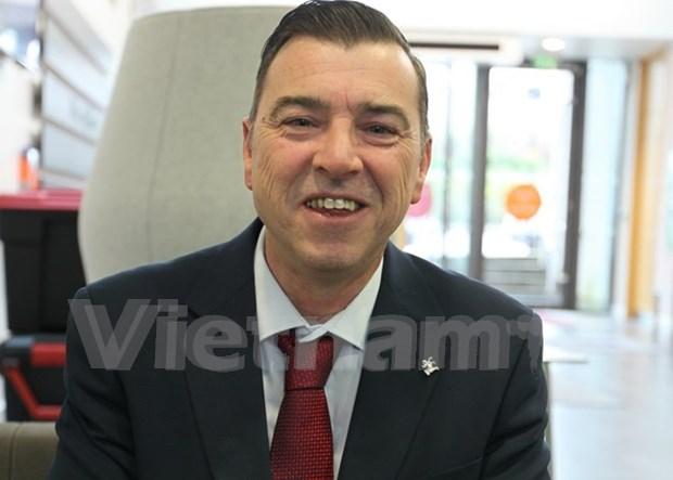 Experto britanico optimista sobre relaciones comerciales Vietnam-Reino Unido hinh anh 1