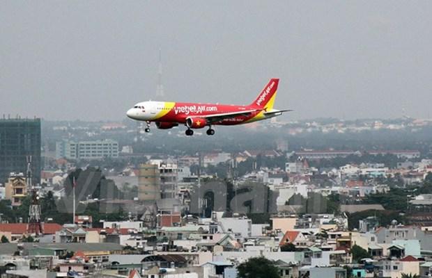 Aerolinea Vietjet cotiza oficialmente sus acciones en Bolsa de Ciudad Ho Chi Minh hinh anh 1