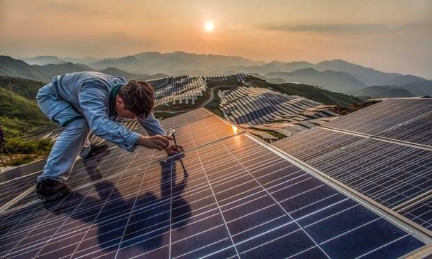 Da Nang lanza proyecto de energia solar hinh anh 1