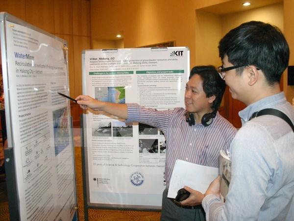 Vietnam y Alemania cooperan en ciencia-tecnologia para desarrollo sostenible hinh anh 1