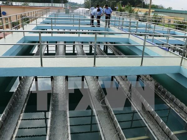 Empresa japonesa desea invertir en tratamiento de aguas en provincia vietnamita hinh anh 1