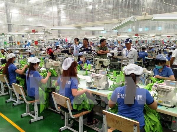 Crece capital registrado de inversiones extranjeras en Vietnam hinh anh 1