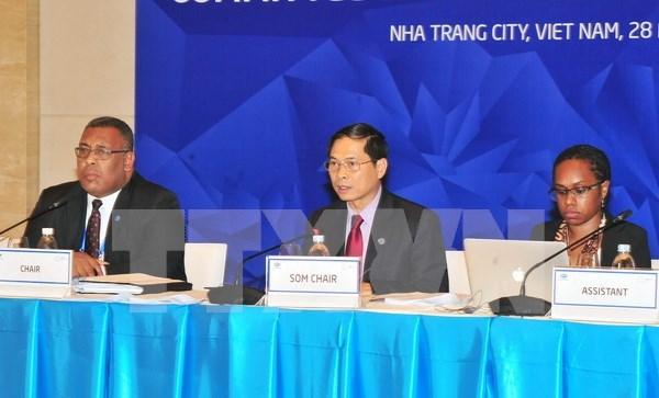 Vietnam exhorta a APEC a impulsar crecimiento sostenible, creativo e inclusivo hinh anh 1