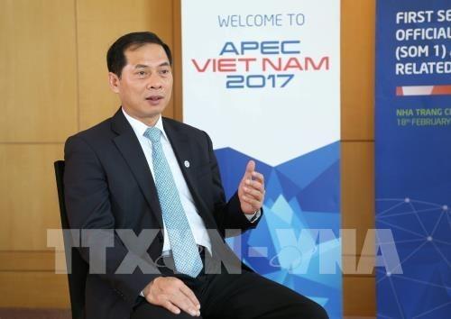 Impulso de la conectividad creara nuevo impetu para crecimiento del APEC hinh anh 1
