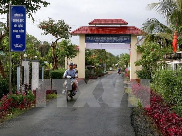 Sudcorea apoya a Vietnam en asuntos de zonas rurales hinh anh 1