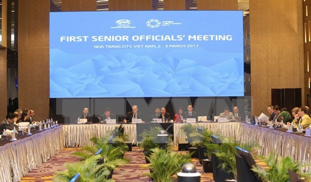 APEC busca medidas destinadas a impulsar integracion economica hinh anh 1