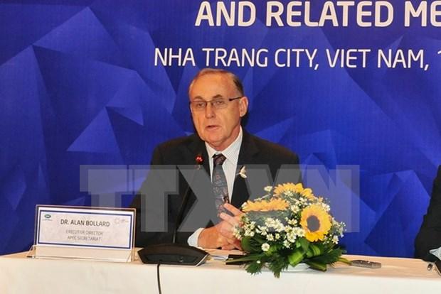 Encomian esfuerzos de Vietnam para los eventos del APEC en 2017 hinh anh 1