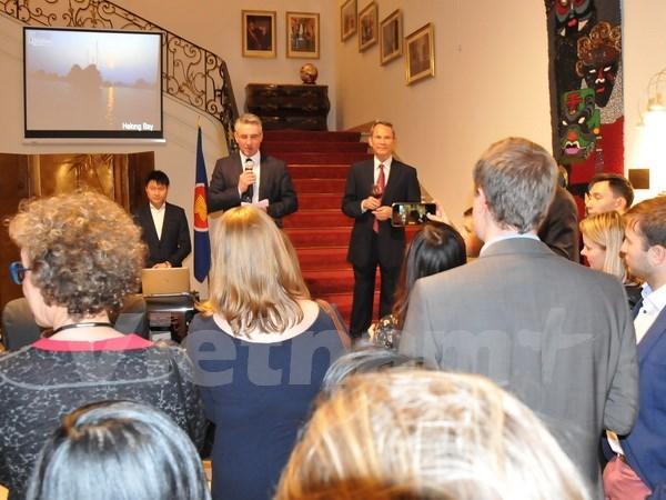 Destacan lazos de cooperacion Vietnam – UE hinh anh 1