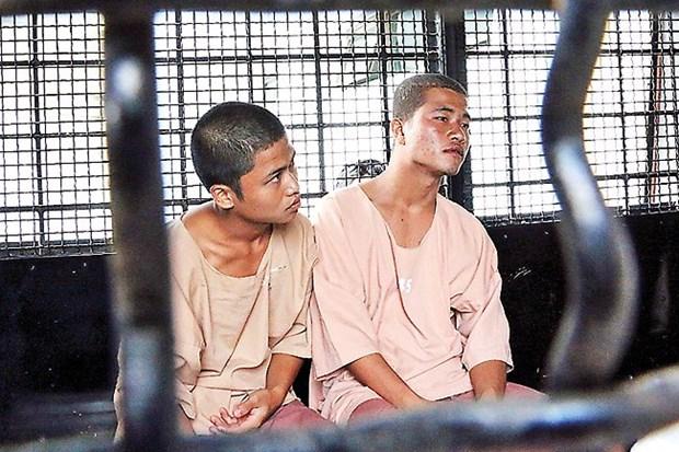Tailandia mantiene pena de muerte a myanmenos por asesinato de britanicos hinh anh 1