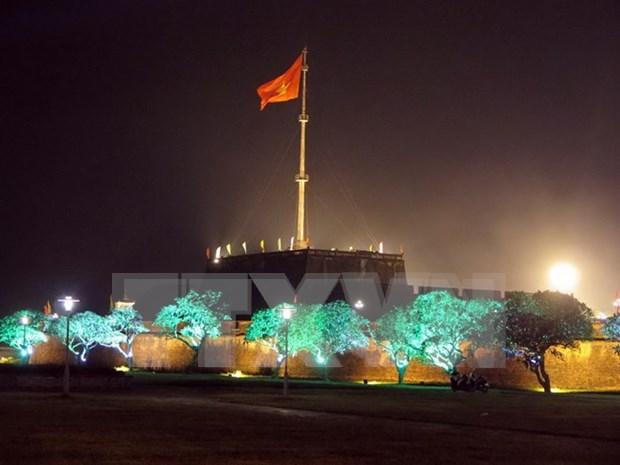 Emperador Akihito y Emperatriz Michiko visitan antigua ciudad imperial de Hue hinh anh 1