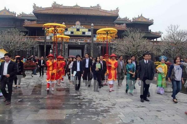 Vietnam desea mas respaldo de Japon en restauracion de monumentos en Hue hinh anh 1