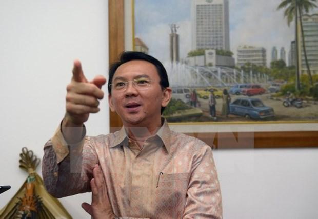 Convocaran segunda vuelta de votaciones para elegir a gobernador de Yakarta hinh anh 1