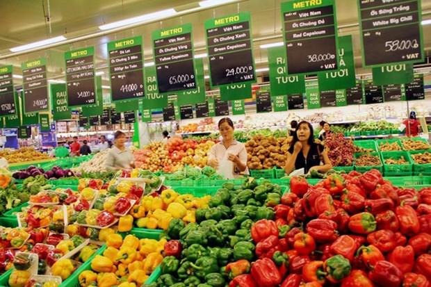 Empresas europeas estudian mercado de alimentos y bebidas en Vietnam hinh anh 1