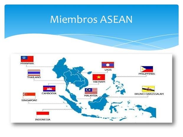 Economia de ASEAN continua creciendo, segun expertos hinh anh 1