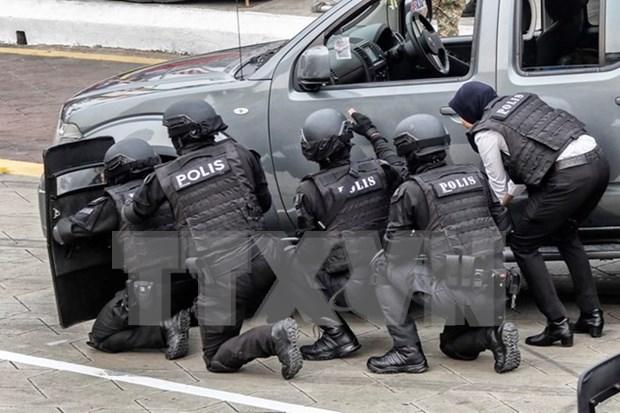 Malasia detiene a siete individuos relacionados con terroristas hinh anh 1