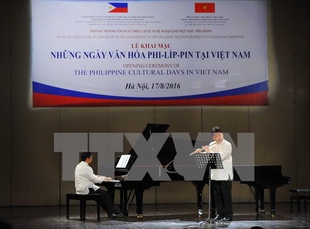 Reitera Vietnam disposicion de estrechar cooperacion multifacetica con Filipinas hinh anh 1