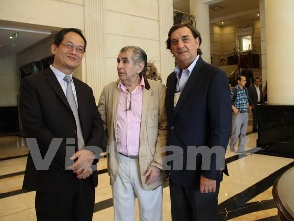 Vietnam intensifica vinculos comerciales con Argentina hinh anh 1