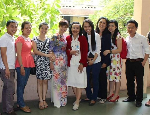 Premio Kovalevskaya honra a cientificas vietnamitas hinh anh 1