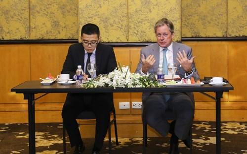 Vietnam es el socio mas importante de region belga de Flanders Oriental hinh anh 1