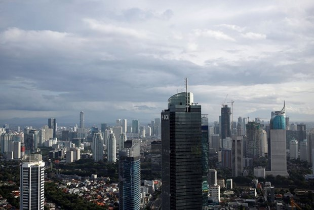 Indonesia preve un crecimiento economico del cinco por ciento en primer trimestre hinh anh 1
