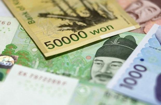 Indonesia y Sudcorea extienden acuerdo de intercambio de divisas hinh anh 1
