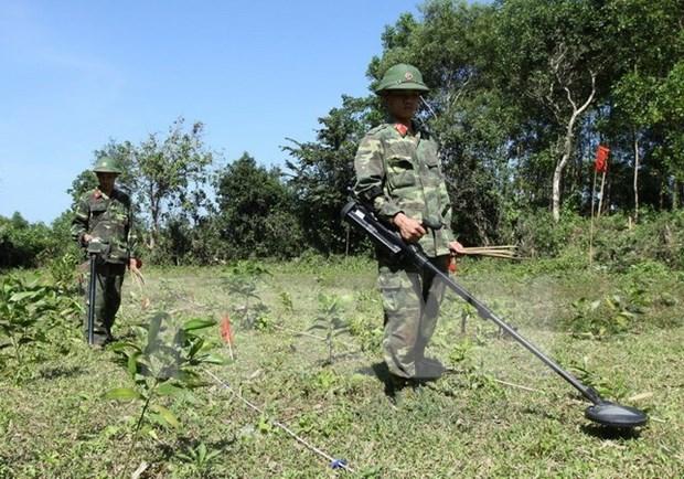 Vietnam y Estados Unidos trabajan para solucionar secuelas de la guerra hinh anh 1