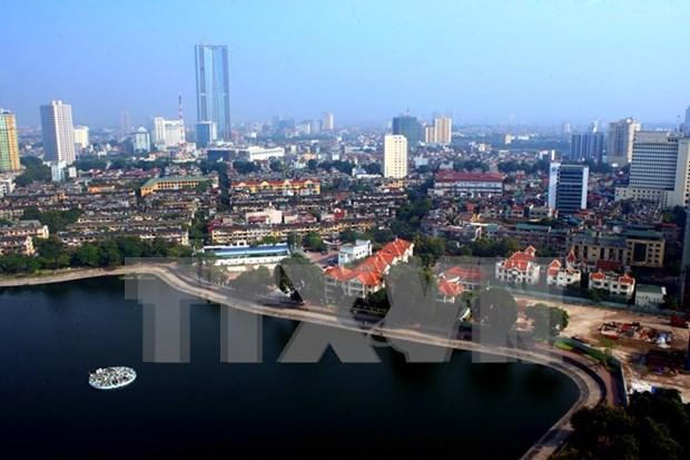 Efectuan en Vietnam Cumbre de ONU sobre cooperacion en transbordo y comercio hinh anh 1