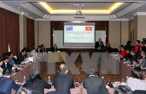 Vietnam y Australia intensifican cooperacion en desarrollo agricola hinh anh 1