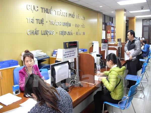 Vietnam impulsa renovacion en procedimientos de pago de impuestos hinh anh 1