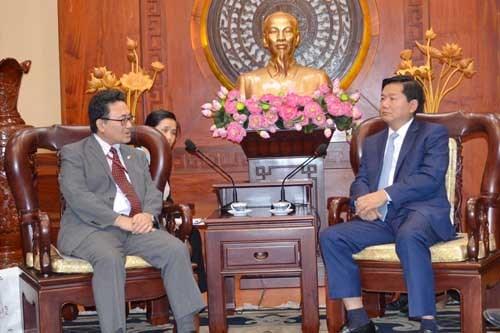 Ciudad Ho Chi Minh invita a empresas japonesas a invertir en infraestructura hinh anh 1