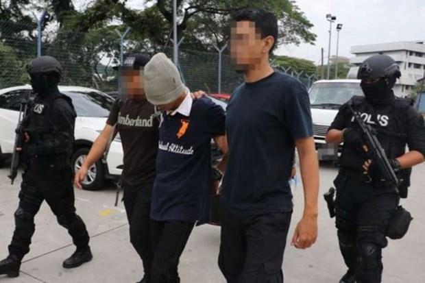 Malasia impide ataques contra realeza arabe antes de la visita del rey saudita hinh anh 1