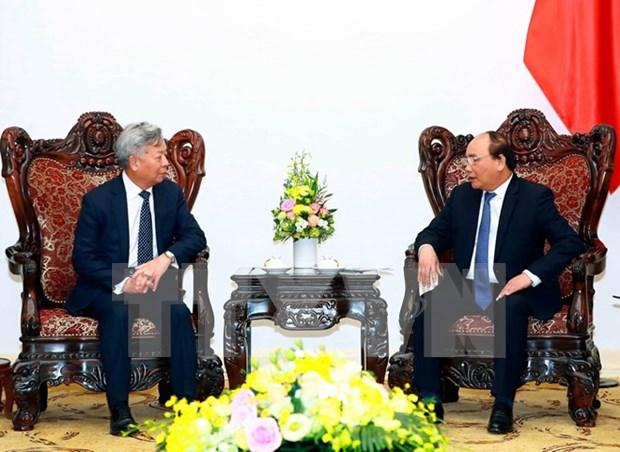 Vietnam atesora cooperacion con Banco Asiatico de Inversion en Infraestructura hinh anh 1