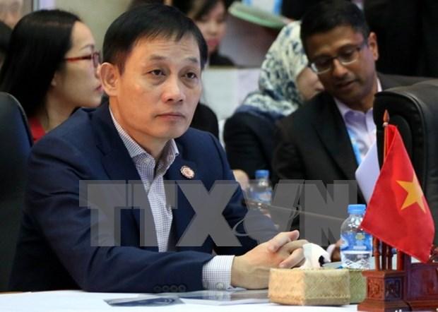 Vietnam y China celebran encuentro viceministerial para abordar asuntos de interes mutuo hinh anh 1