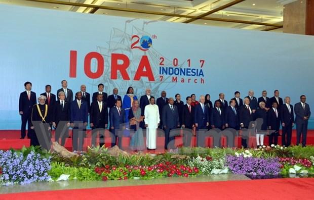 Paises de IORA reiteran atencion al impulso de desarrollo sostenible hinh anh 1